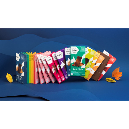 Assortiment 5 Tablettes -...