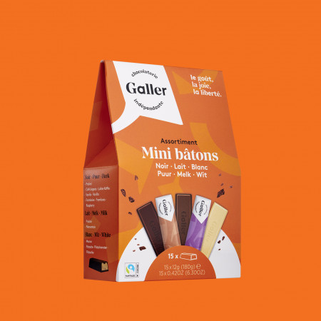 Pocketbag 15 Mini Bâtons...